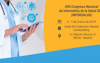 Grupo CMC participa en INFORSALUD 2019.
