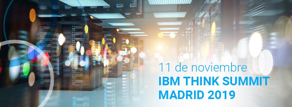 Grupo CMC participa en Think Summit Madrid 2019.