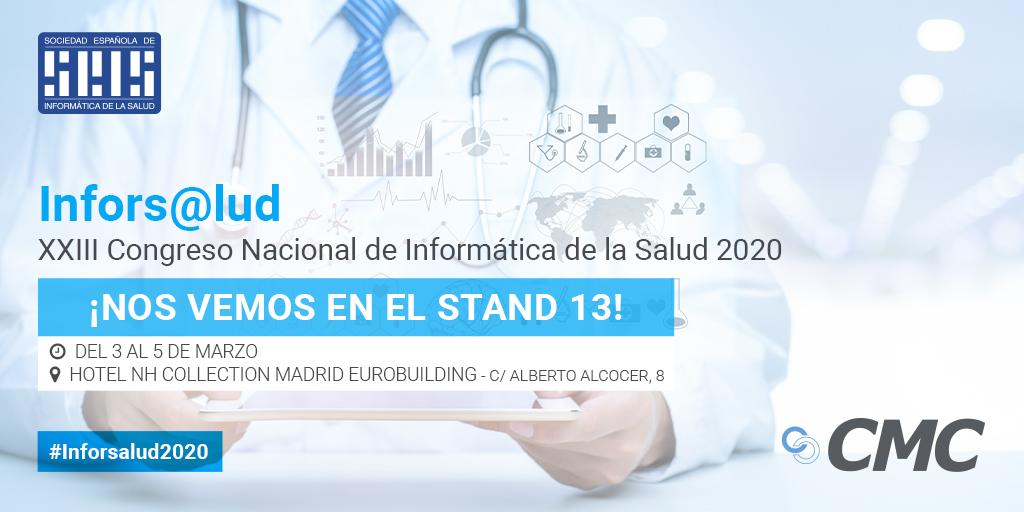 Inforsalud 2020 - Grupo CMC