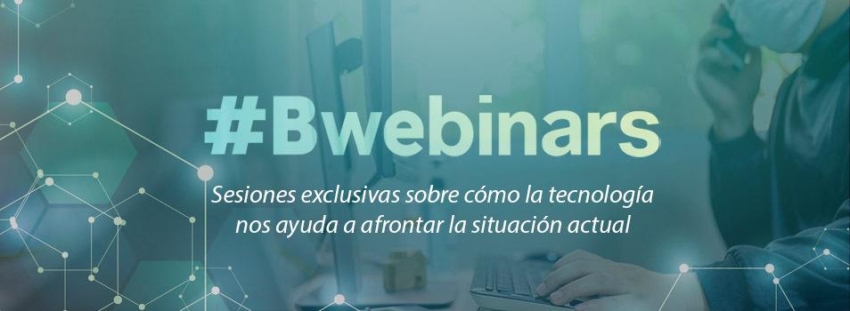 #Bwebinars